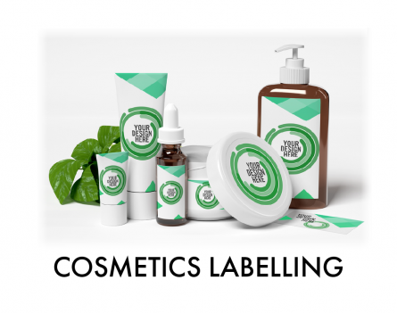 Cosmetics Labelling